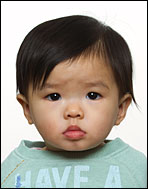 Child Passport Photo